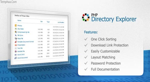 php-directory-exploerer